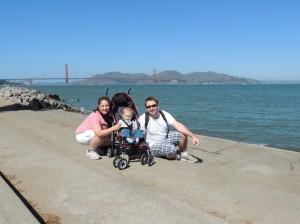 Nós e a Golden Gate