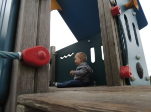 Outro playground, mas tão divertido quanto!